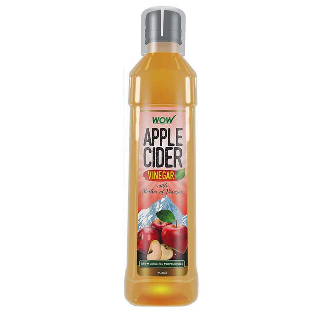 WOW Apple Cider Vinegar Image