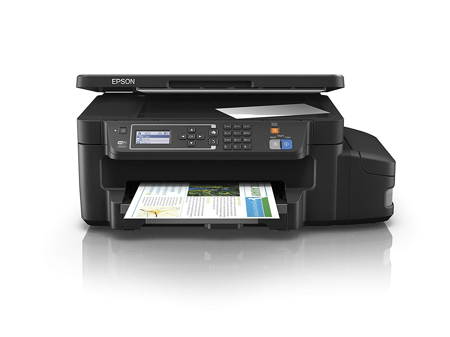 Epson L605 All-in-One Wireless Ink Tank Image