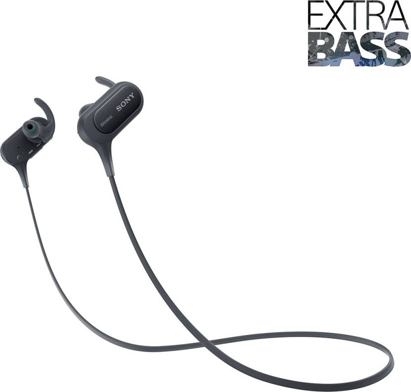 Sony MDR-XB50BSBZE 9247410 Bluetooth Headset with Mic Image