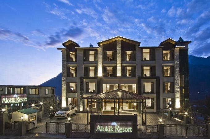 Alokik Resort - Manali Image