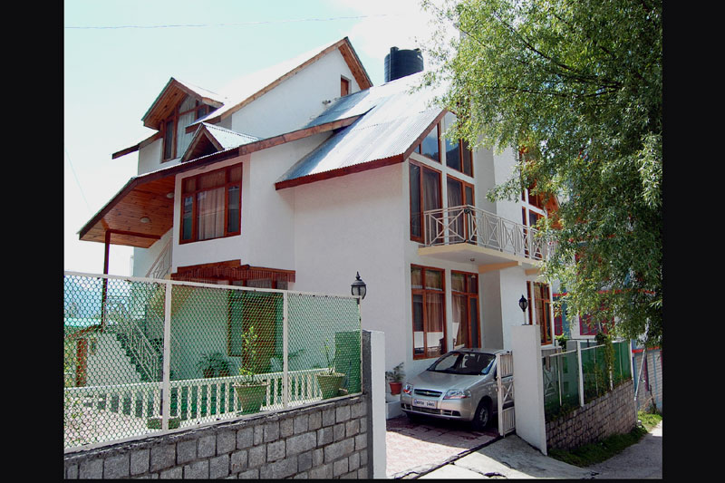 Apple Valley Cottages - Manali Image