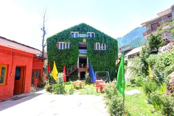 Hotel Chaman - Manali Image