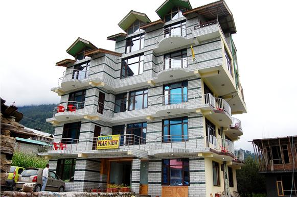 Hotel Park View - Manali Image