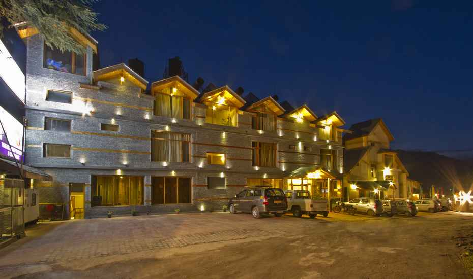 The Holiday Resorts Cottages & Spa - Manali Image