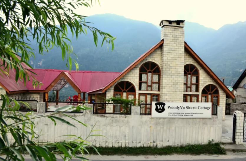 WoodyVu Shuru Cottages - Manali Image