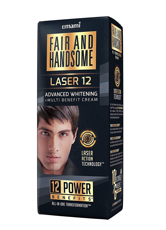 Fair and Handsome Laser 12 Cream Image