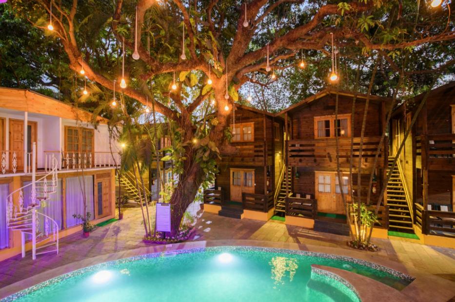 Baga Hideout Resort - Goa Image