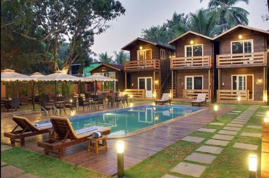 La Vie Woods - Goa Image