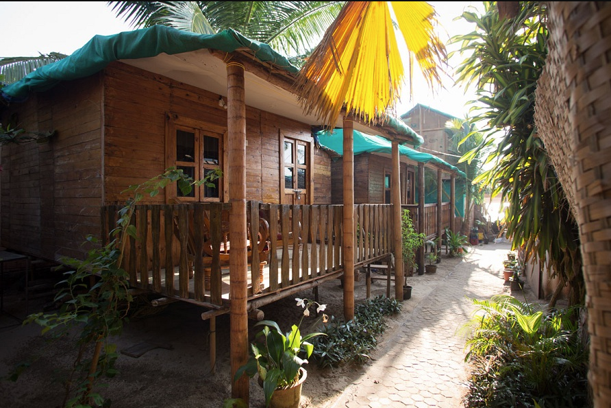 Namaste Beach Huts - Goa Image
