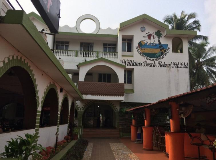 William's Beach Retreat - Goa Image