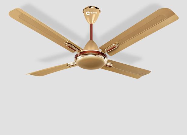 Orient Electric Quadro Ornamental Ceiling Fan Image