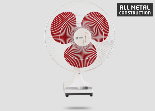 Orient Electric Deluxe Supreme Table Fan Image