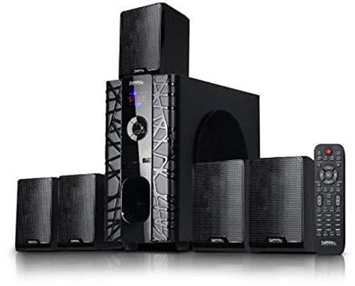 Zebronics BT6590RUCF 5.1 Channel Multimedia Speakers Image