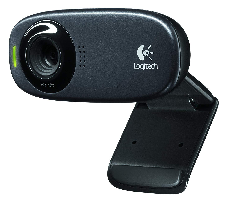 Logitech C310 HD Webcam Image