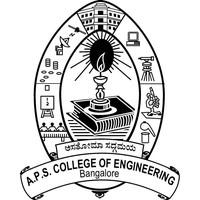 APS College of Engineering (APSCE) - Bangalore Image