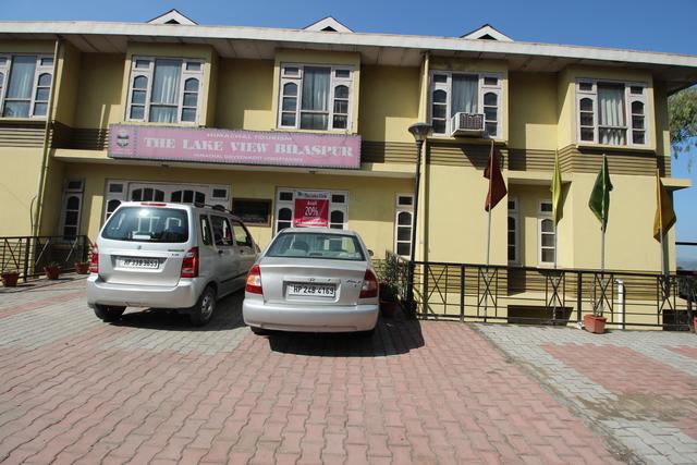 Hotel Lake View (HPTDC) - Bilaspur Image