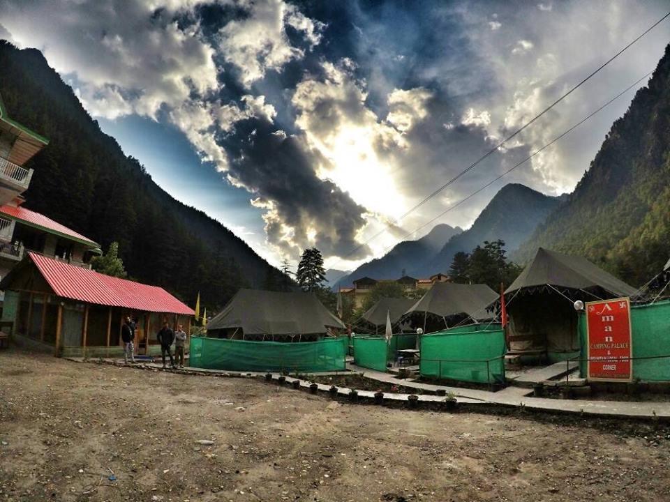 Kasol Aman Camps - Kullu Image