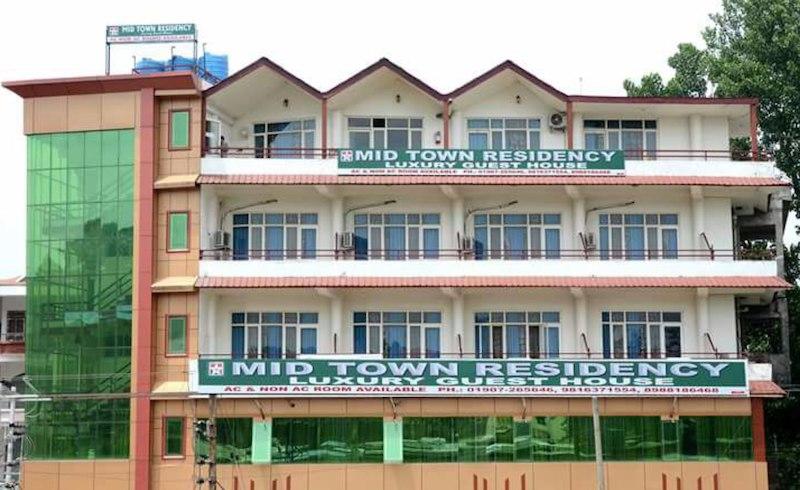 Hotel Midtown Residency - Mandi Image