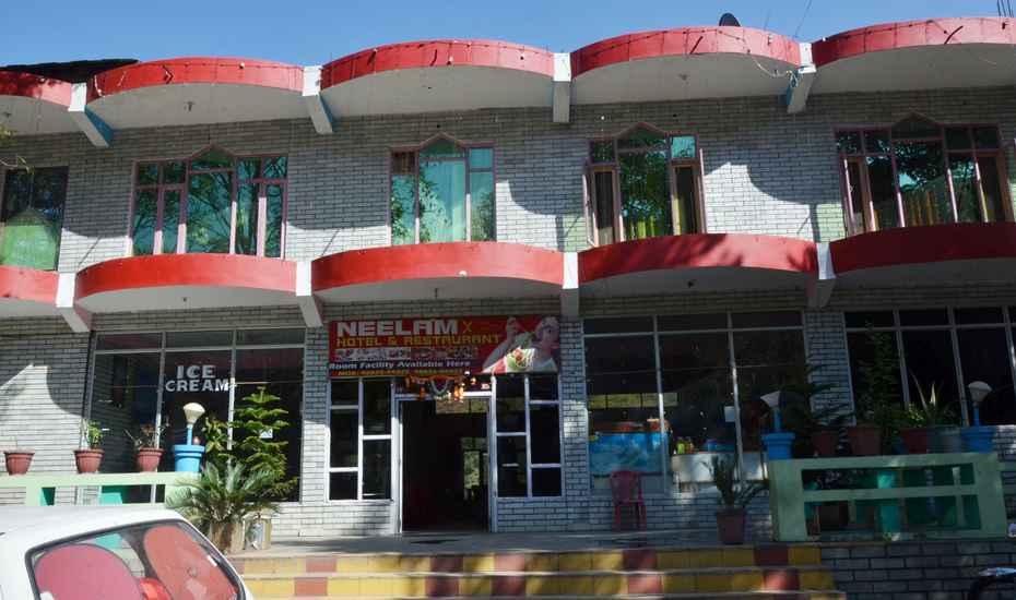 Hotel Neelam & Restaurant - Mandi Image