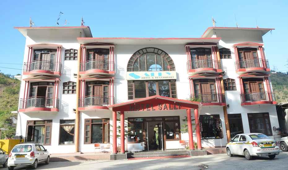 Hotel Sally - Mandi Image