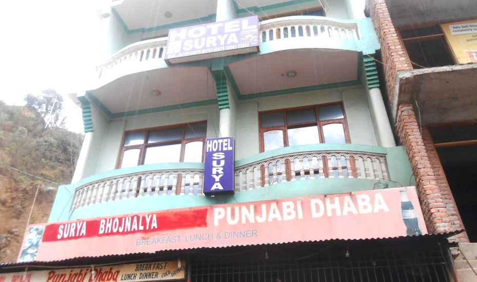 Hotel Surya - Mandi Image
