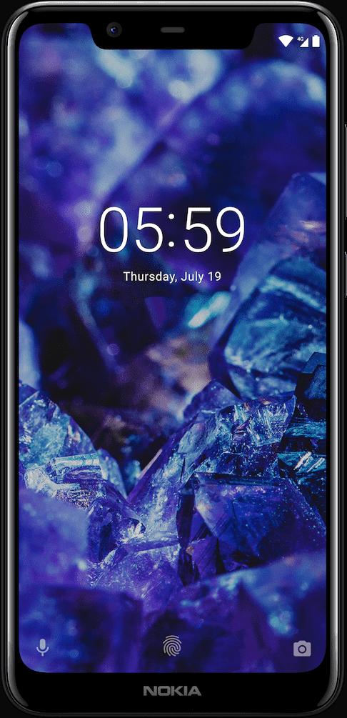 Nokia 5.1 Plus Image