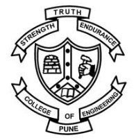 College of Engineering (COE) - Pune Image