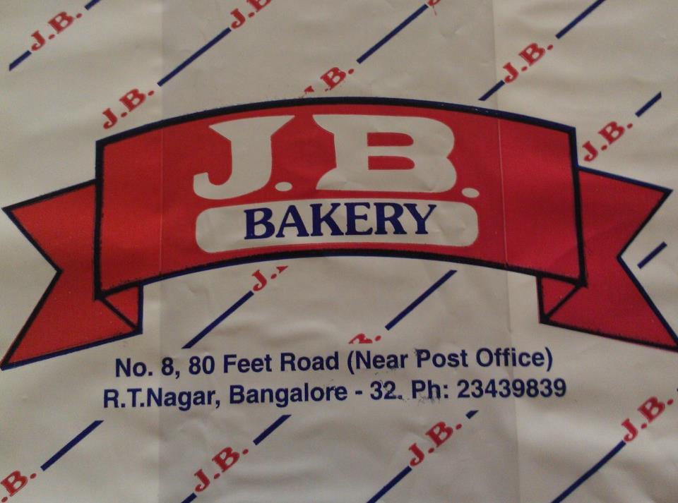 J B Bakery - RT Nagar - Bangalore Image