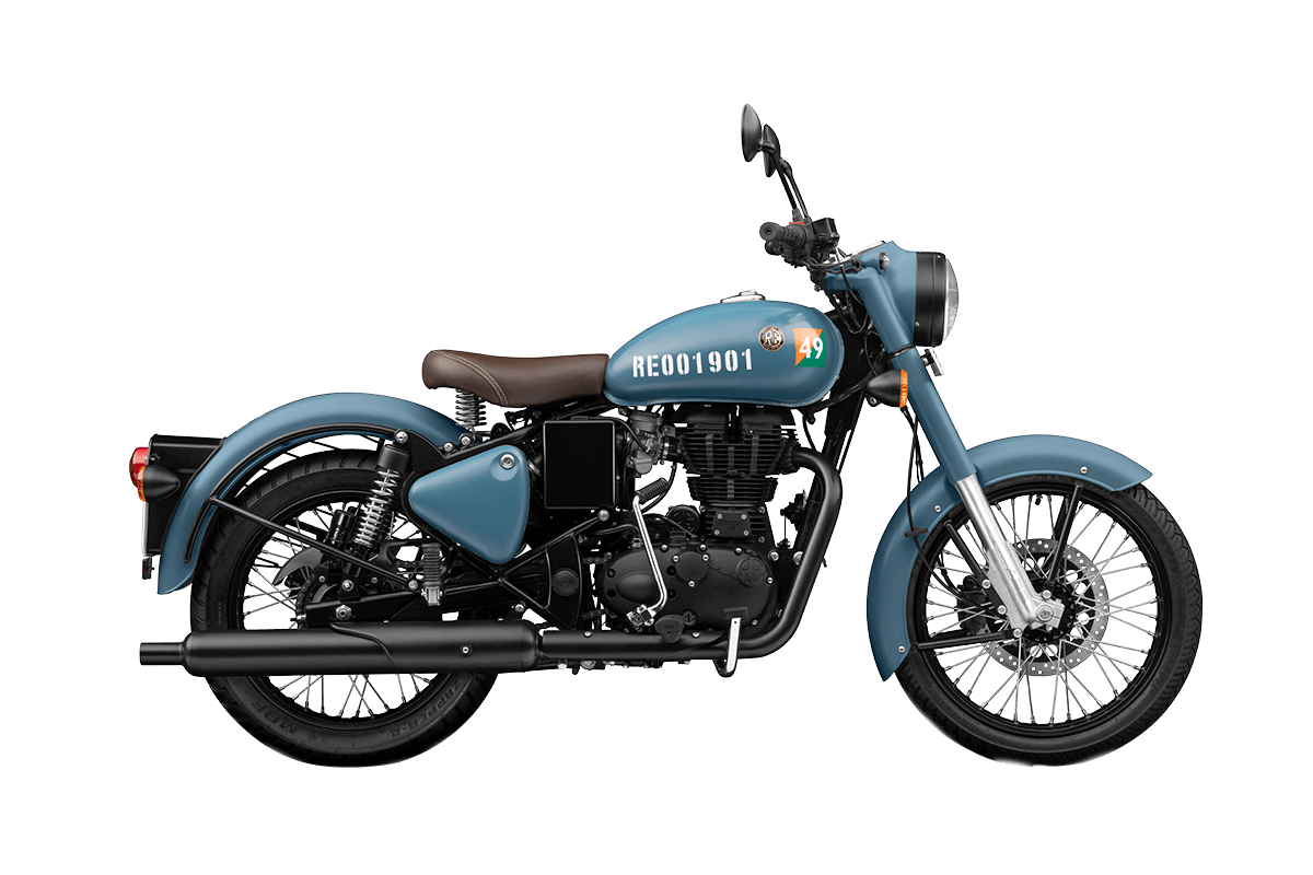Royal Enfield Classic 350 Signals Image