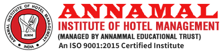 Annamal Institute of Hotel Management and Catering Technology - Chennai Image