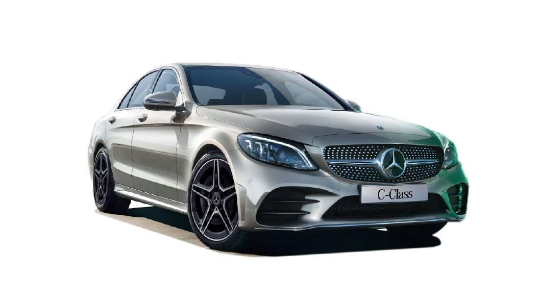 Mercedes Benz C Class 2018 C 220d Progressive Image