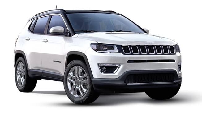 Jeep Compass Limited Plus Petrol AT Image
