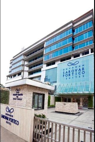 Davanam Sarovar Portico Suites - Bangalore Image