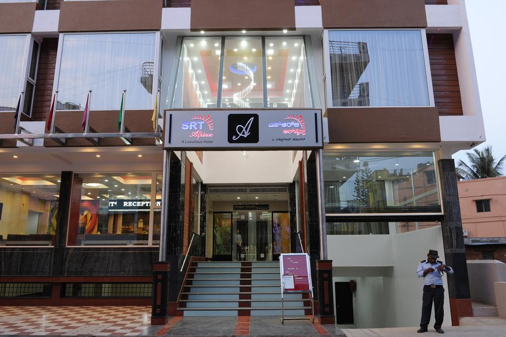 Hotel SRT Alpines - Bangalore Image