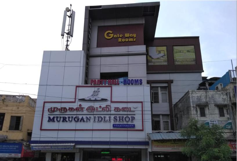 Gate Way Rooms - Chennai Image
