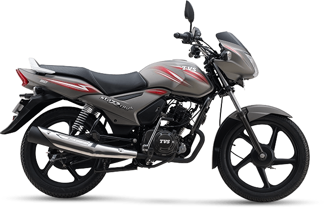 TVS Star City Plus 2018 Image