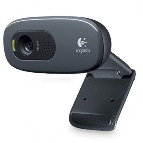 Logitech C270 HD Webcam Image