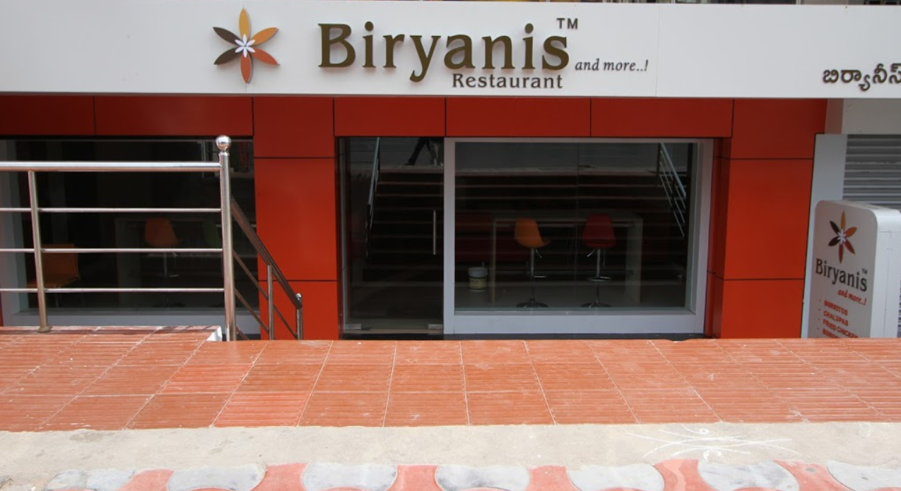 Biryanis and More - Labbipet - Vijayawada Image