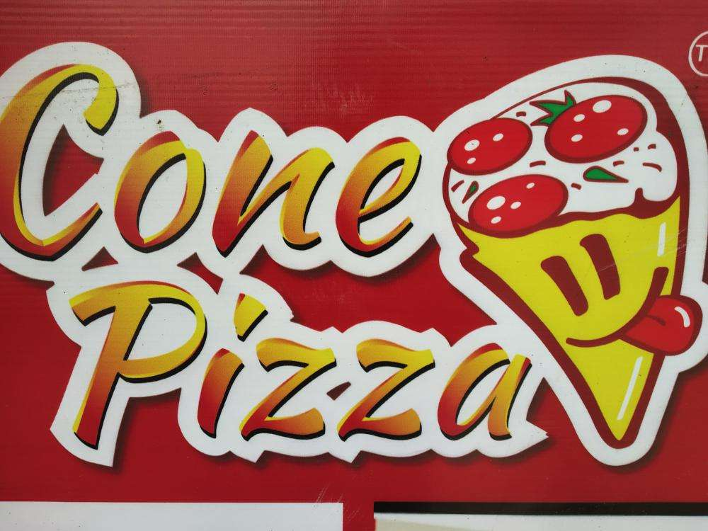 Cone Pizza - Labbipet - Vijayawada Image