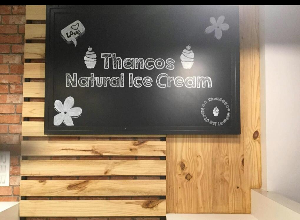 Thancos Natural Ice cream - Labbipet - Vijayawada Image