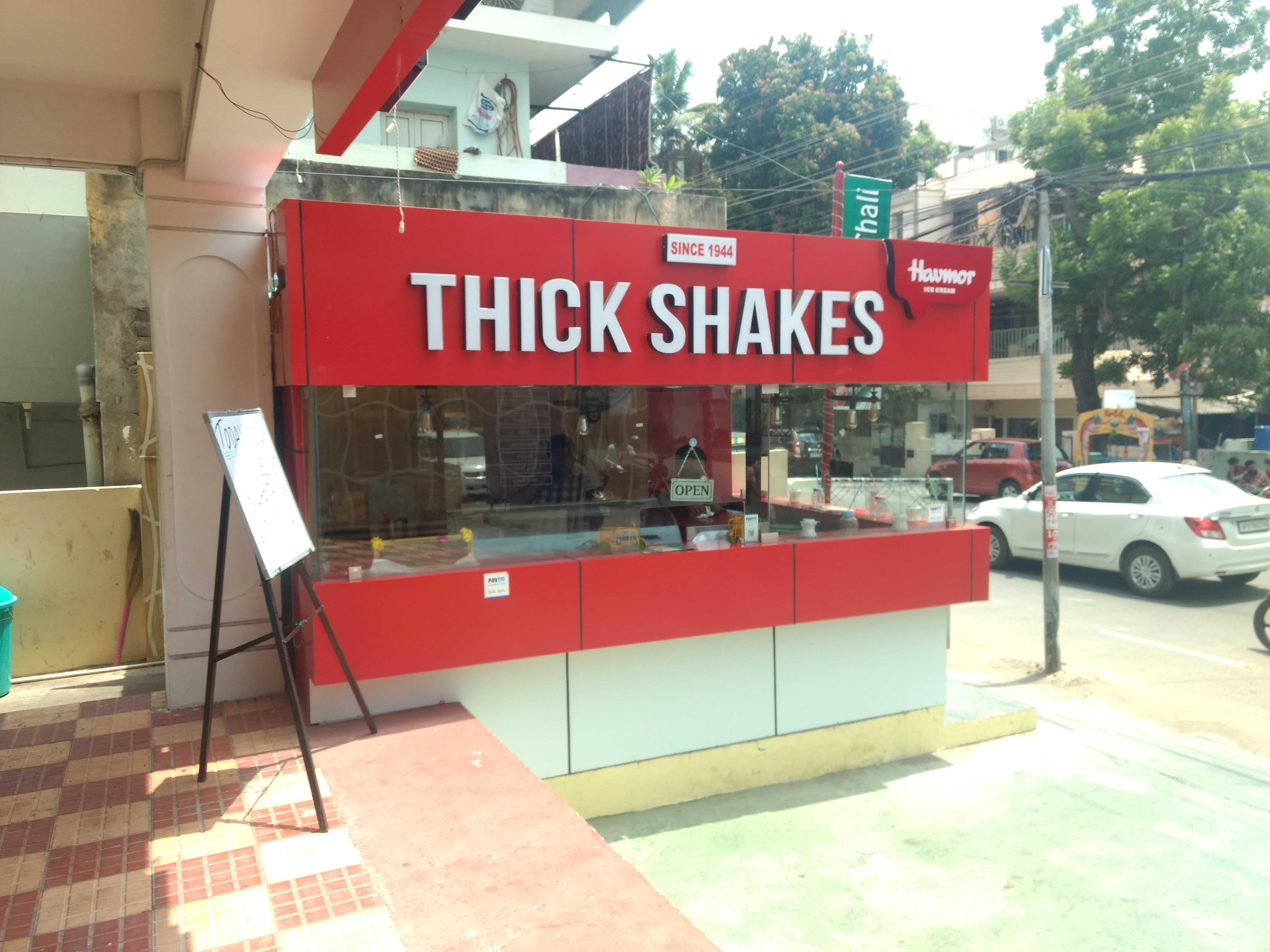 Havmor Thick Shakes - Labbipet - Vijayawada Image