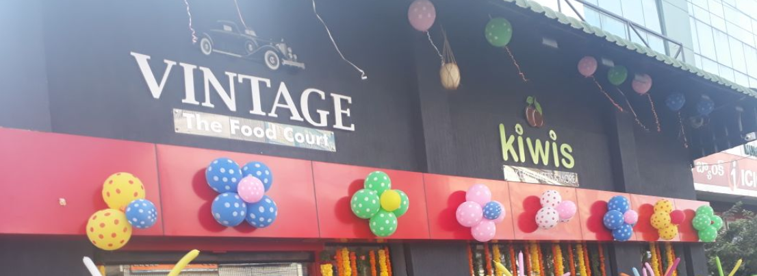 Vintage Food Court - Labbipet - Vijayawada Image