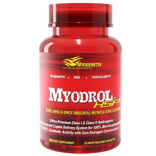 Myogenetix Myodrol Image