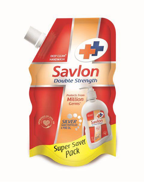 Savlon Double Strength Deep Clean Handwash Image
