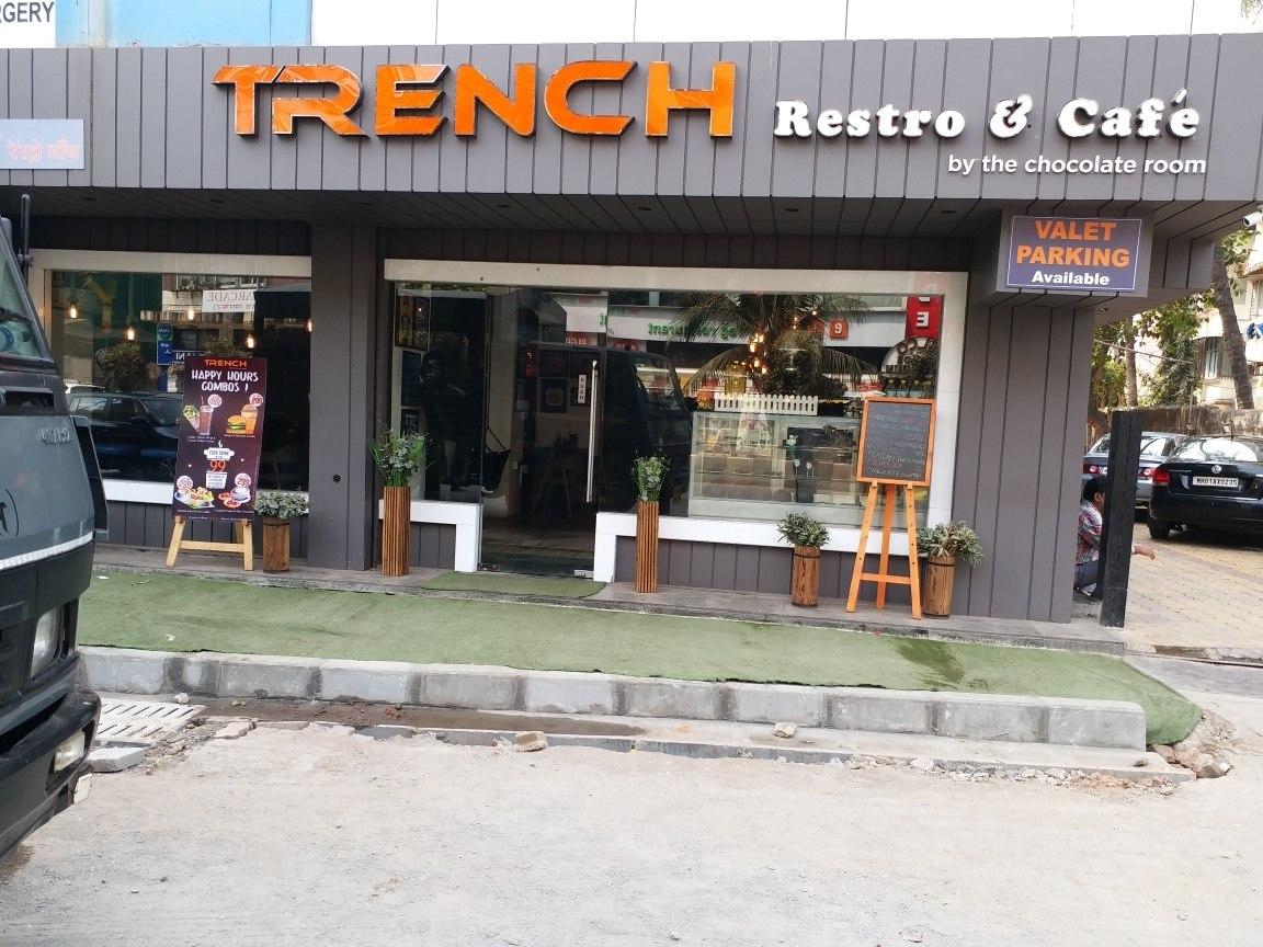 Trench Restro & Cafe - Bandra West - Mumbai Image