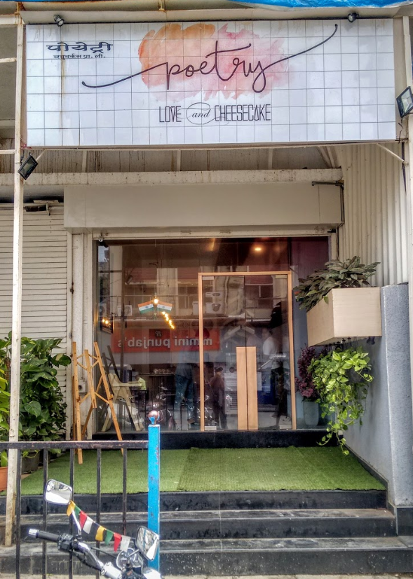 Poetry by Love and Cheesecake - Bandra West - Mumbai Image