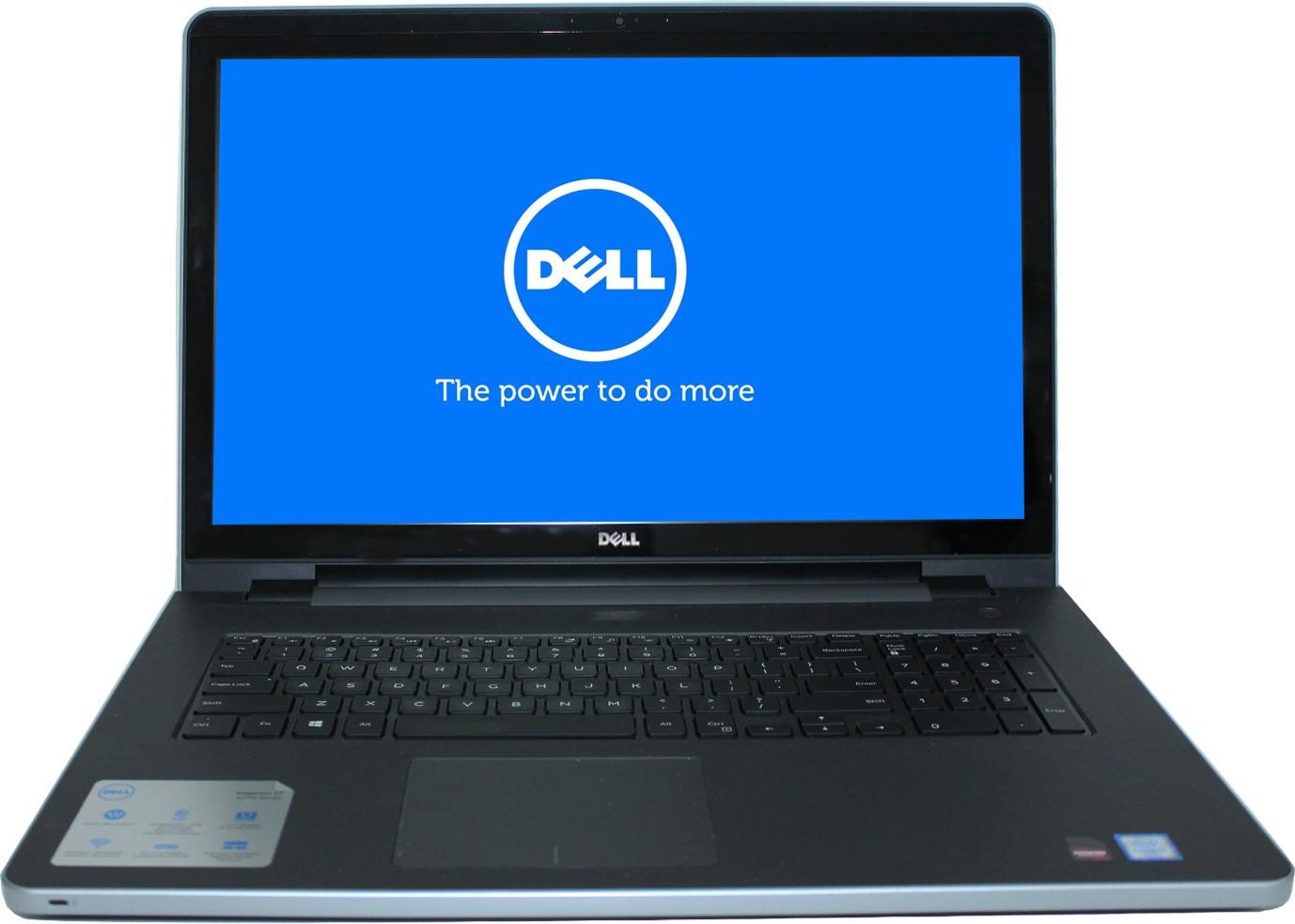 Dell Inspiration Core i7 6th Gen i5759-8247SLV Laptop Image