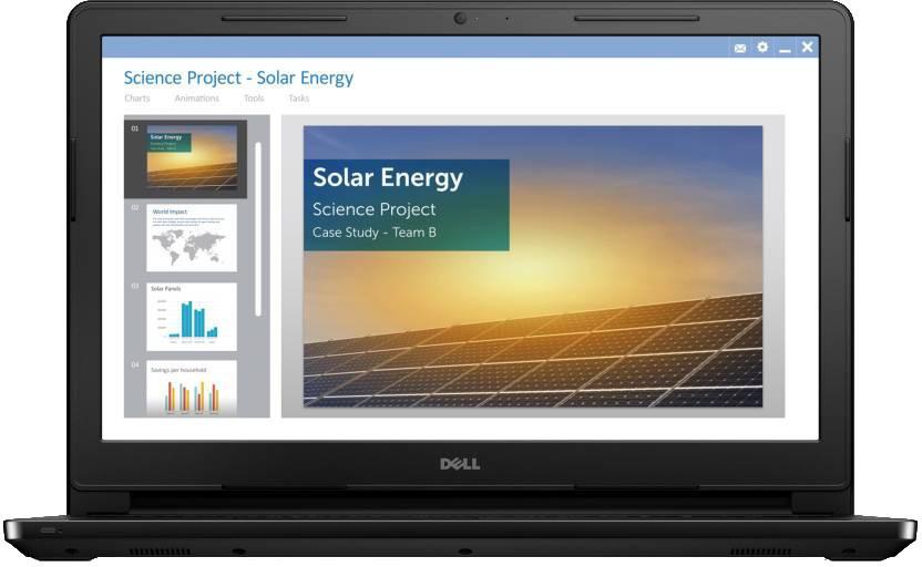 Dell Inspiron 15 3000 Pentium Quad Core 3573 Laptop Image