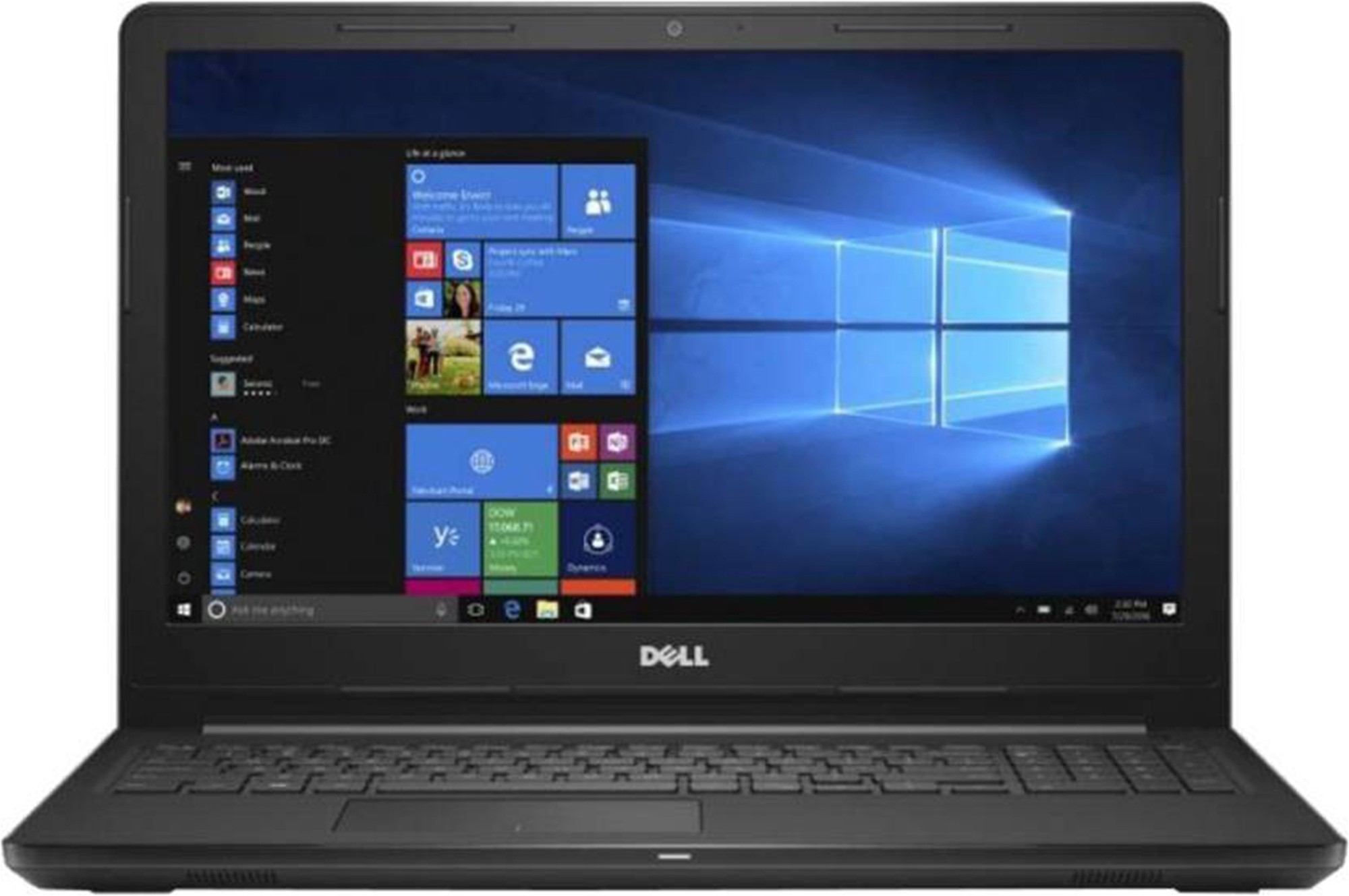Dell Inspiron 15 3000 Series Core i3 7th Gen 3567 Laptop Image