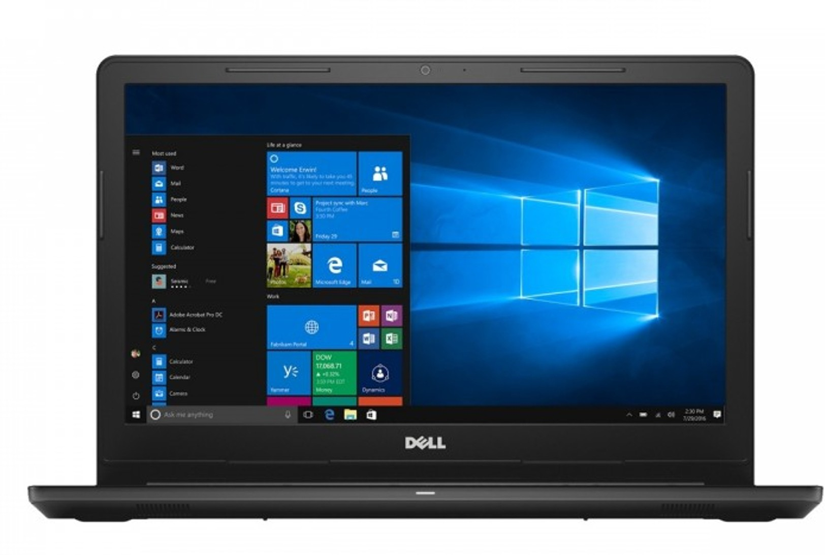 Dell Inspiron 15 3000 Series Core i5 8th Gen 3576 Laptop Image
